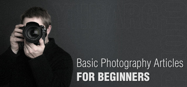 Basic Photography Articles for Beginners
