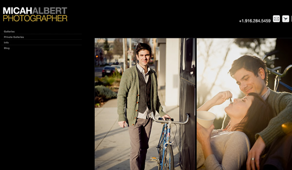 Micah Albert - The Best Photographer Portfolio Websites for Inspiration