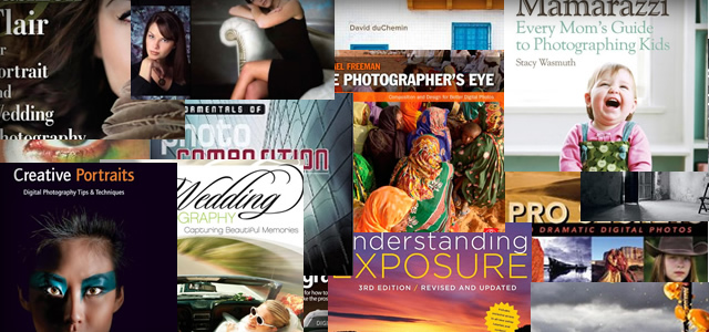25 Most Popular Photography Books