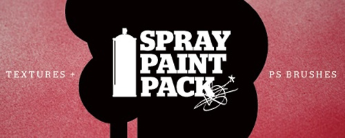 Spray Paint Pack (Hi-Res Textures & Brushes)