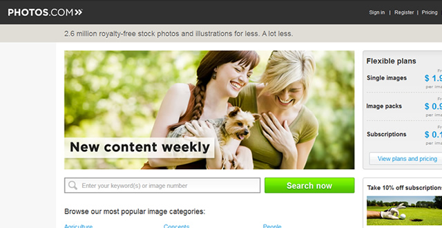 Photography Business - Sell Stock Photos Online