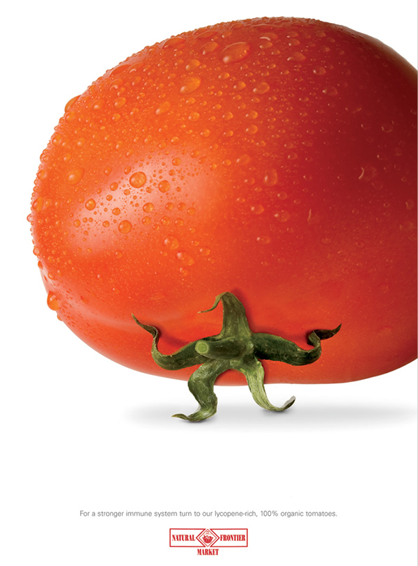 For a stronger immune system turn to our lycopene-rich, 100% organic tomatoes