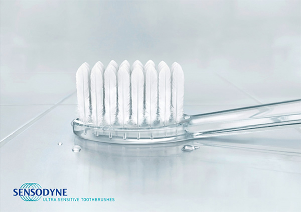 Sensodyne Ultra Sensitive Tooth Brushes