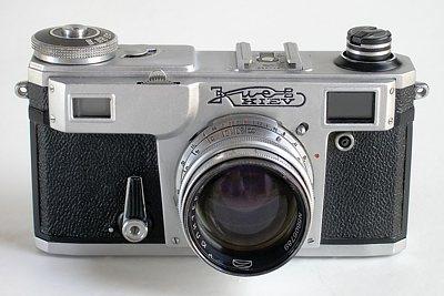Kiev — a Soviet Contax - Vintage Cameras