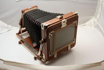 Oriental Japan Large Format Field Camera - Vintage Cameras