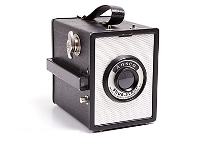 ANSCO Shur-Flash - Vintage Cameras