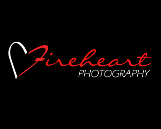 Fire Heart Photography