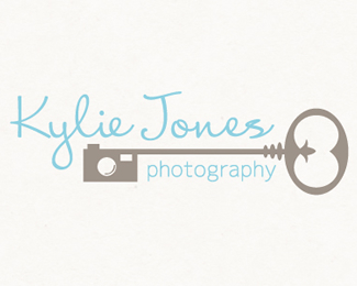 Kylie Jones Photography Logo