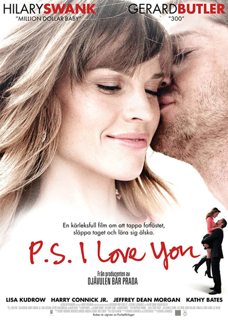 P.S. I Love You - Movie Posters with Romantic Photography