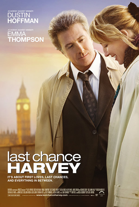 Last Chance Harvey - Movie Posters with Romantic Photography