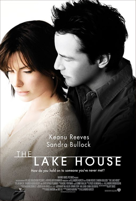 The Lake House - Movie Posters with Romantic Photography