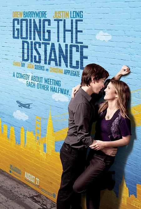 Going the Distance - Movie Posters with Romantic Photography