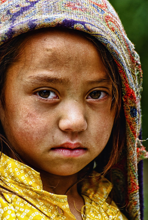 The Color Portrait Photography Contest – Best Entries