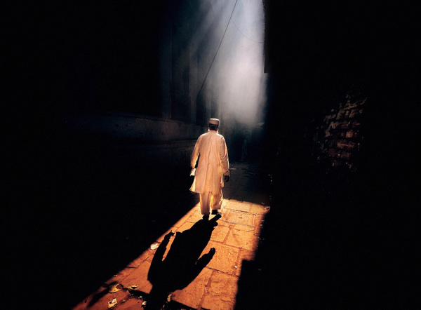Man in the Light, India