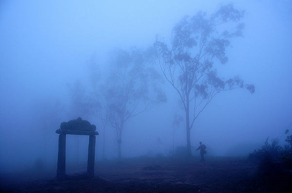 Doorway to Heaven - Nandi Hills, Bangalore, India