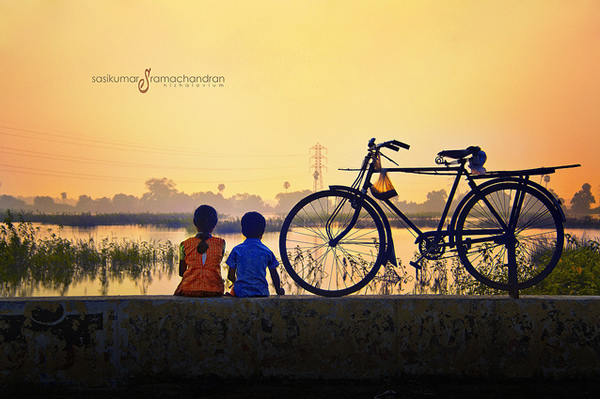 Childhood love - Chennai, Tamil Nadu, India