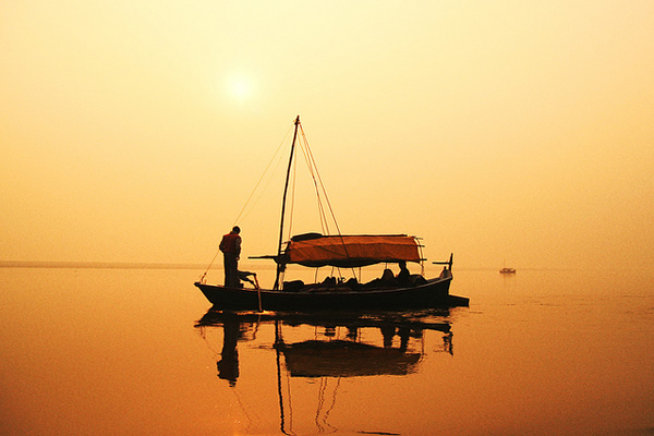 Ganges River - India