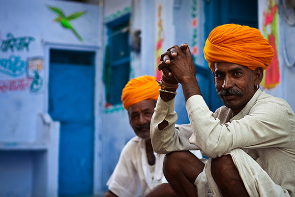 Turbans, Pushkar