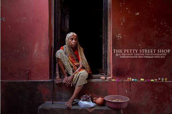 The Petty Street Shop Varanasi