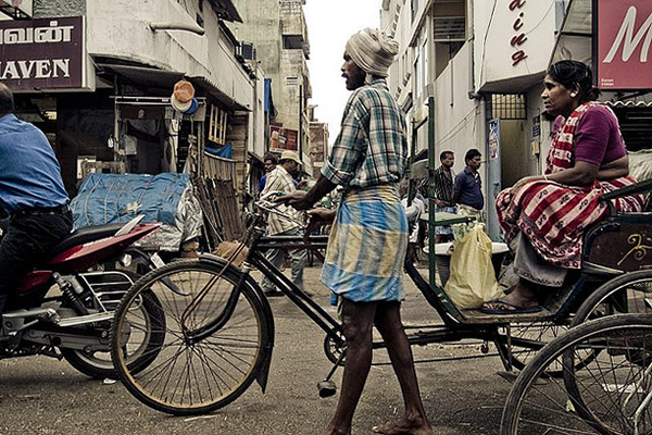 Rickshaw - Puducherry