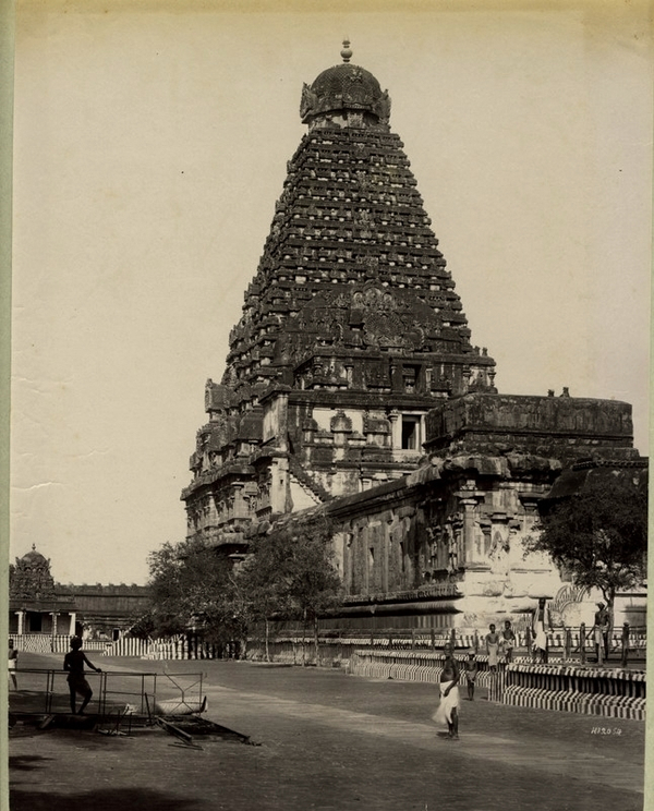 Great Temples of Tanjore