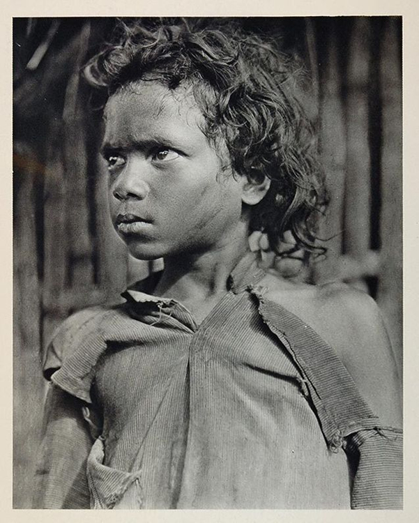 A Boy of Kadu Kuruba Tribe