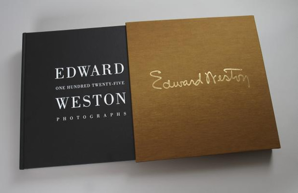 Edward Weston: One Hundred Twenty-five Photographs by Edward Weston