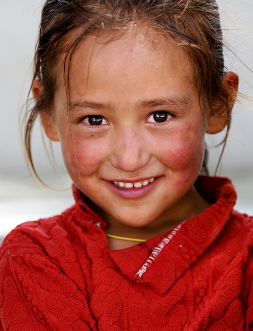 Little Girl - Ladakh, India