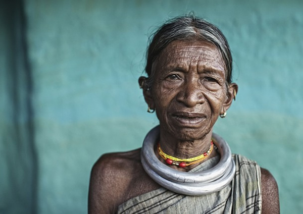 Gadaba Woman - Orissa, India