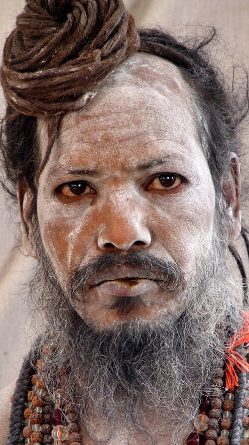 Sadhu - Allahabad, North India