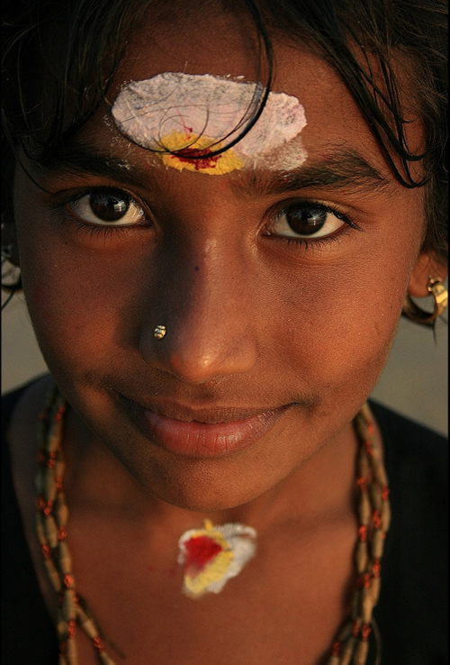 Ayyappa Girl - Karnataka, India