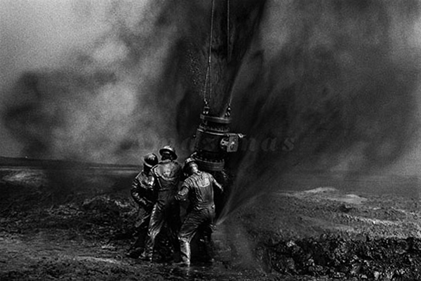 Sebastião Salgado - Inspiration from Masters of Photography