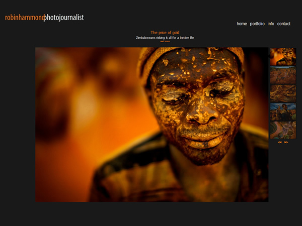 14) Inspiring Portfolio Websites of Documentary Photographers