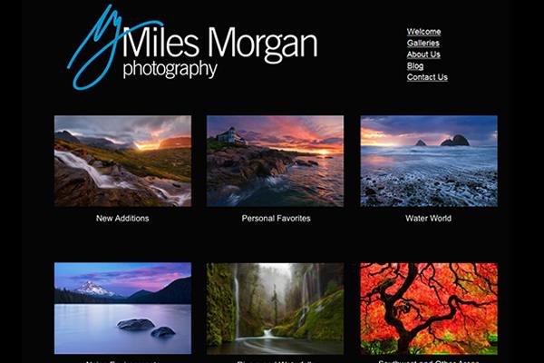 Miles Morgan