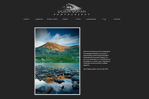 Landscape Photographers A Collection Of Portfolio