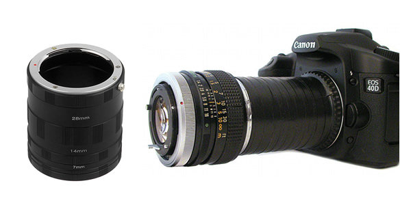 What is Lens Extension Tubes?
