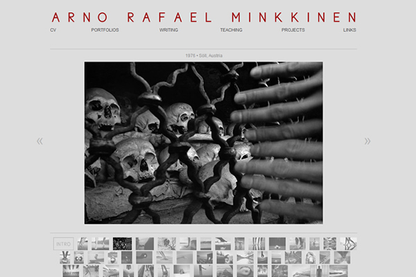 Arno Rafael Minkkinen - Fine Art Photographers websites