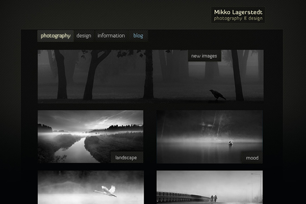 Mikko Lagerstedt - Fine Art Photographers websites