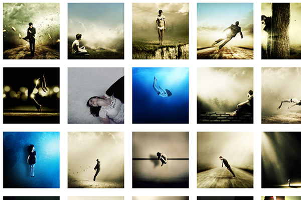 Martin Stranka - Fine Art Photographers websites
