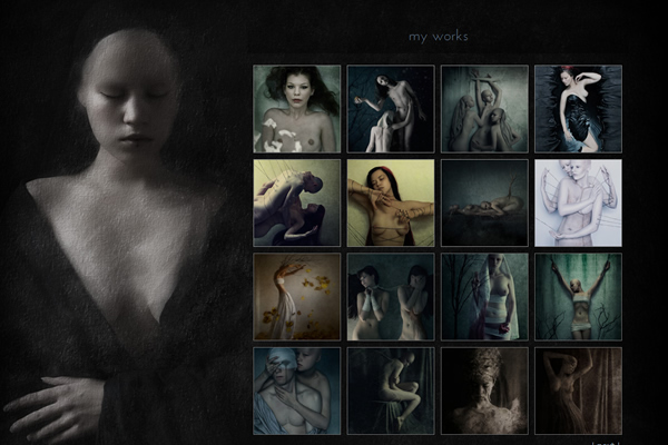 Daria Endresen - Fine Art Photographers websites