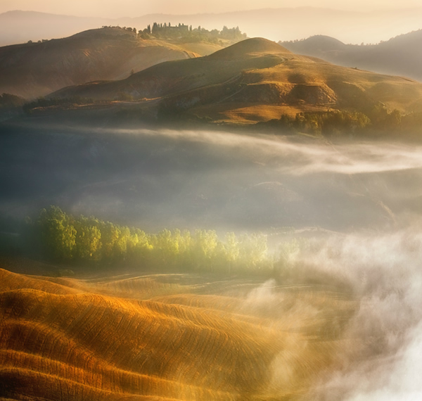 Interview with Landscape Photographer Krzysztof Browko