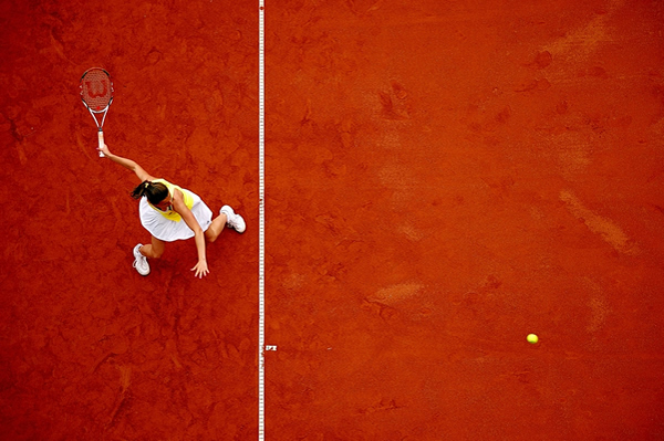 Warsaw Open 2010 - Klaudia Gawlik - Photography Composition
