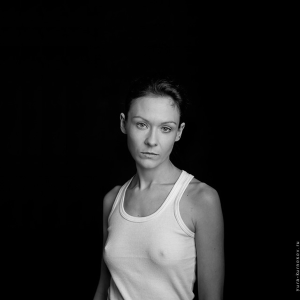 Showcase of Portrait Photographer Yura Kurnosov