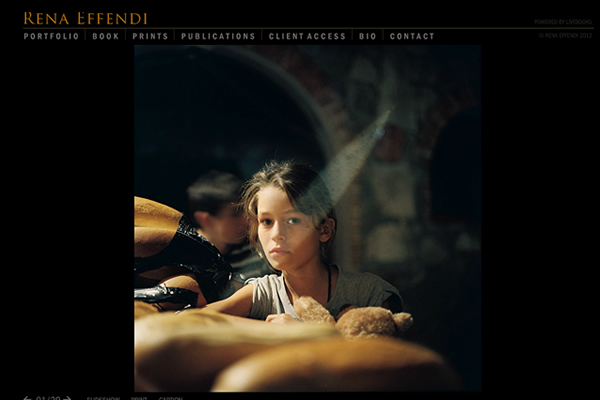 Rena Effendi - Documentary Photography Websites