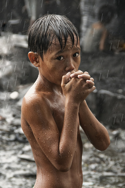 Street Children Photography by Thomas Tham