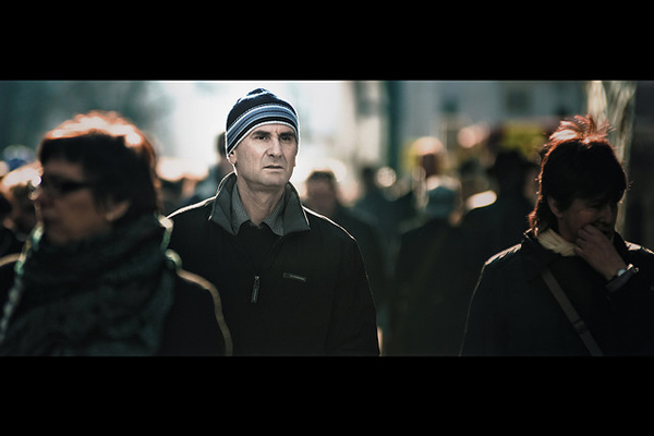 Blue hat - 35 Awesome Examples of Cinematic Photography