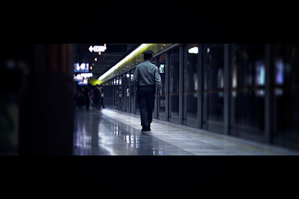 Metro Station - 35 Awesome Examples of Cinematic Photography