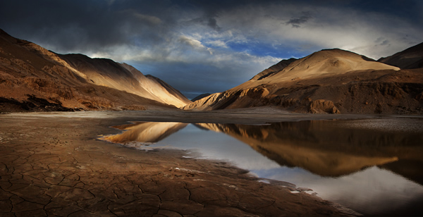 The Glorious Shine - Ladakh, India