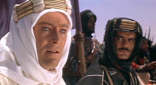 Lawrence of Arabia (1962)- 25 Movies Every Photographer / Cinematographer Must See