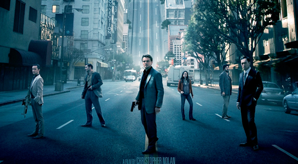 Inception (2010) - 25 Movies Every Photographer / Cinematographer Must See